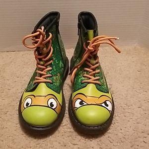 Dr. Martens Ninja Turtles Mikey J Boots